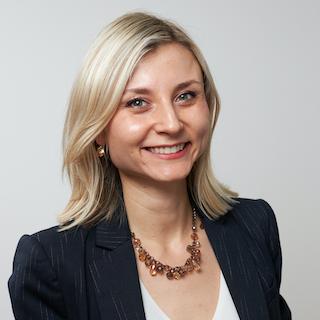 Elena Volkava Program Manager, AsiaBerlin Events