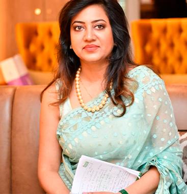 Mantasha Ahmed